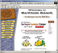Rawhide Ranch logo