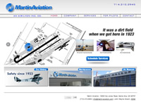 Martin Aviation KSNA