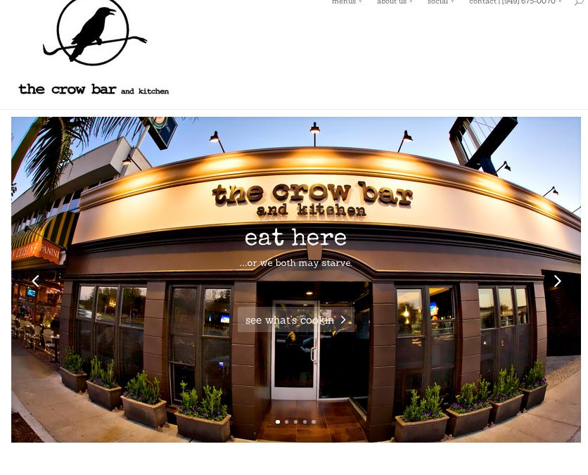 Crow Bar & Kitchen